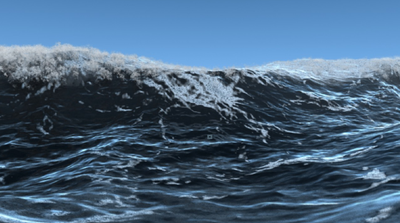 LightWave Assets : Plugins - HOT Ocean Toolkit for Lightwave