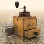 Michael Strickland - Old Coffee Grinder