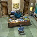 Jim Martin - Chief Bogo's Office