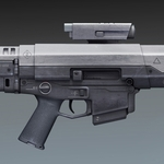 "Jim Martin - ""Oblivion"" Rifle Design"