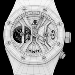 Richard Lindle - Luxury Watch - Wires