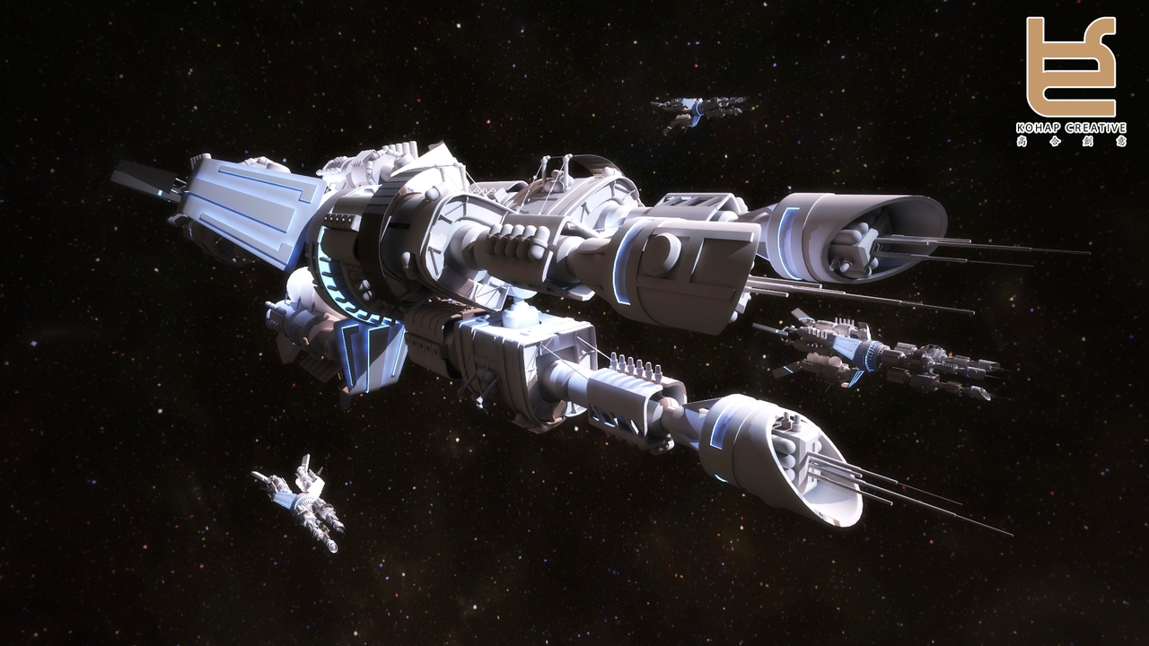prison sci fi space station - photo #19