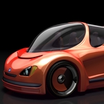 Amecia Starks - Urban Share Concept Car