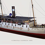 Sune Envall - Steam Ship
