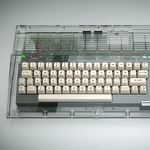 Thomas Koch - C64C In Transparent Case