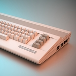 Thomas Koch - Commodore C64C