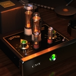 Tony Deluca - Cary 805 Tube Power Amp