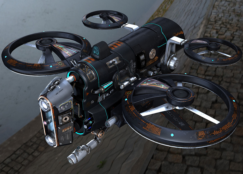 the future of drones with Drone on Jessica Bland besides pixatecreative moreover Meet Sophia Ai additionally 100 Years From Now also Un Milliardaire Investit 1 Million De Dans Les Courses De Drone.