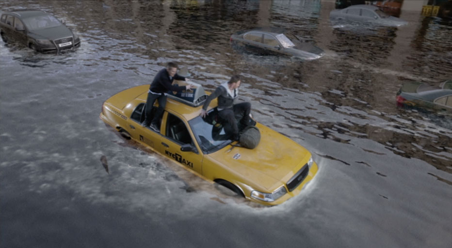 Lightwave Swimming With The Sharks In Sharknado 2 The Sec